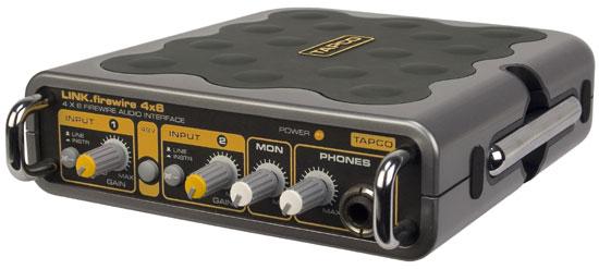 Tapco audio interface