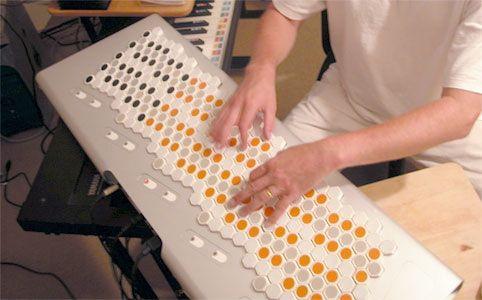 Terpstra MIDI Keyboard