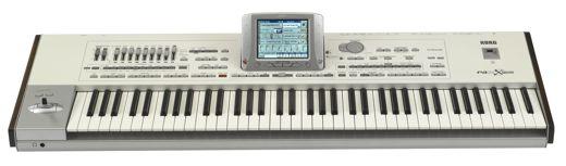 korg keyboard workstation synthtopia. Black Bedroom Furniture Sets. Home Design Ideas