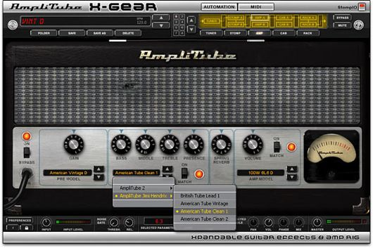 Guitar Effects Software For Pc Free Download : amplitube x gear free for amplitube 2 live users synthtopia ~ Hamham.info Haus und Dekorationen