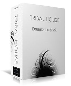 New tribal house drum loop library synthtopia for Latest tribal house music