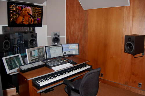 Build a music studio in your apartment synthtopia - How to soundproof a room in an apartment ...
