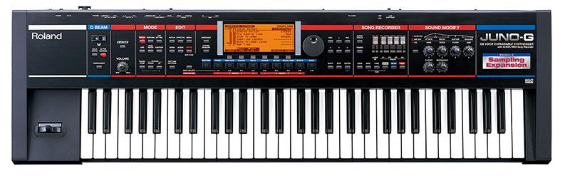 juno-g-synthesizer