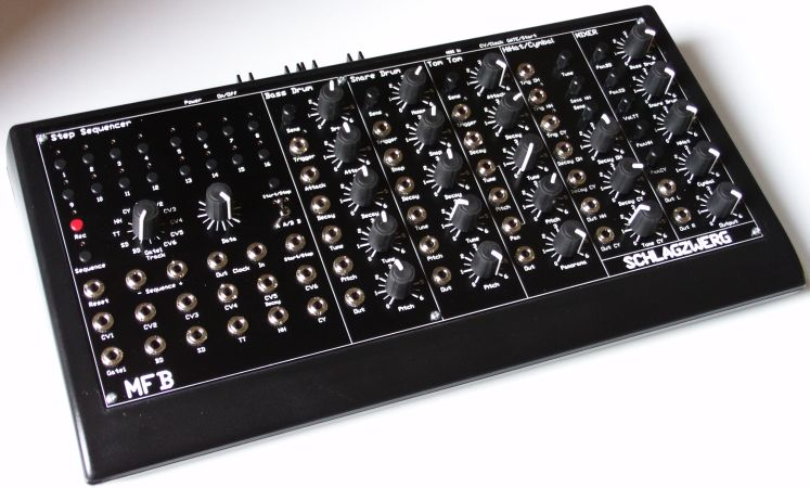 mfb schlagzwerg drum computer  u2013 synthtopia