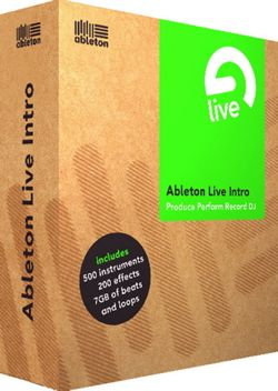 Wanna know what the differences are between ableton live 8 - Difference between ableton live lite and full version ...