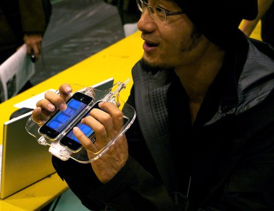 twin-iphone-instrument