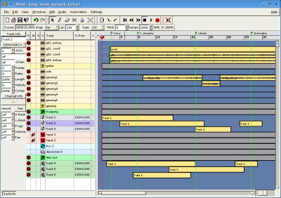 muse-free-linux-sequencer