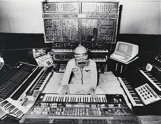 music studio audio techno - photo #6