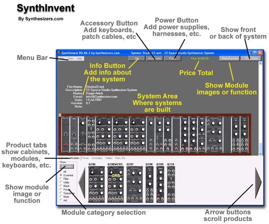 synthinvent