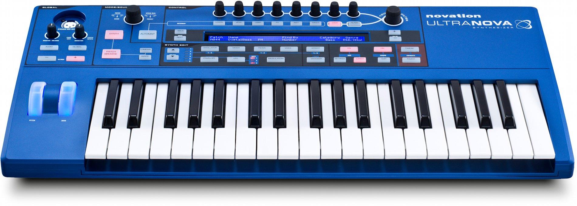 Ultranova Synthesizer Synthtopia