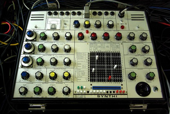 EMS Synthi A & EMS VCS3 Synthesizers Back In Production ...