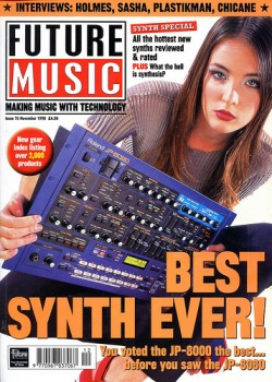 The Best Synth Ever?