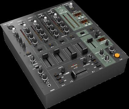 Behringer DJ Mixer PRO MIXER DJX900USB