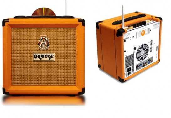 namm news orange amplifiers intros opc guitar amplifier recording studio workstation. Black Bedroom Furniture Sets. Home Design Ideas