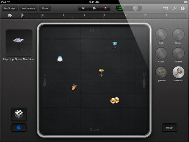 apple intros garageband for the ipad  u2013 the  5 mobile daw
