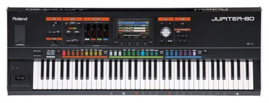 roland jupiter 80 synthesizer first photos leaked synthtopia. Black Bedroom Furniture Sets. Home Design Ideas