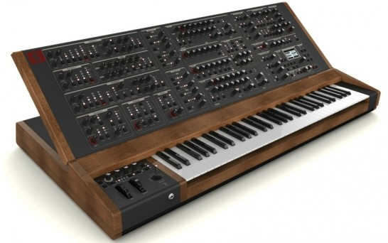 Best Of Musikmesse 2011 The Schmidt Analog Synthesizer