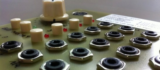Vermona Quad MIDI-CV module