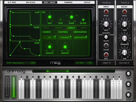 animoog moog ipad synth updated with background audio patch randomizer synthtopia. Black Bedroom Furniture Sets. Home Design Ideas