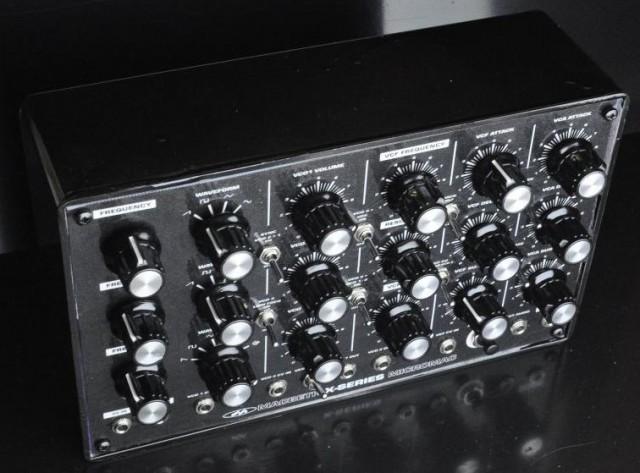 Macbeth Micromac Synthesizer