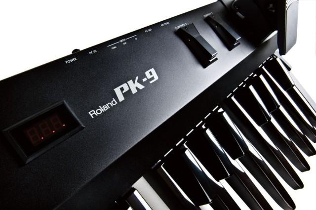 roland midi pk 9 pedal board synthtopia. Black Bedroom Furniture Sets. Home Design Ideas