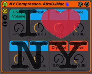 how to add a compressor in ableton