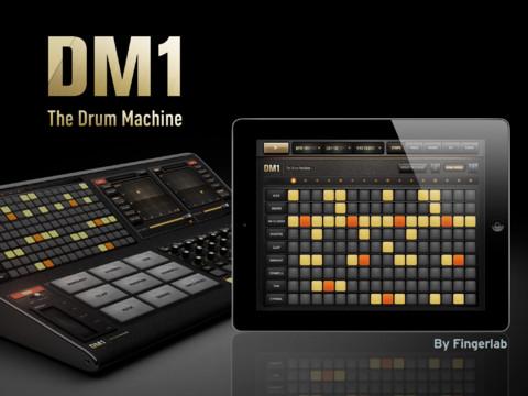 dm 1 drum machine synthtopia. Black Bedroom Furniture Sets. Home Design Ideas