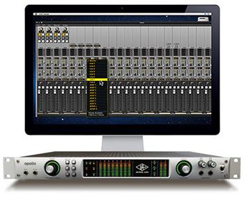 Universal Audio Flex Routing for Apollo