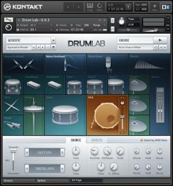 NI_Drum_Lab_Interface