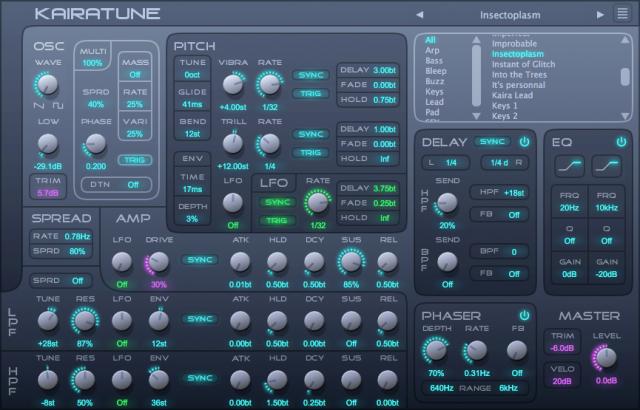 kairatune-free-software-synthesizer