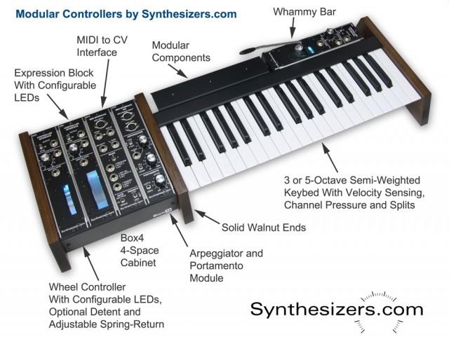 synthesizer-modular-controller
