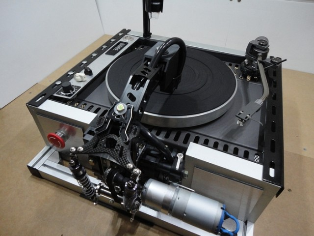 desktop-record-cutter-project