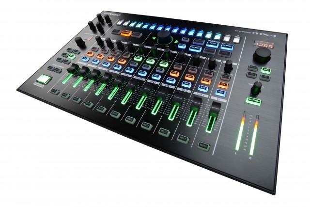 Roland Intros Aira Mx 1 Mix Performer The Nerve Center
