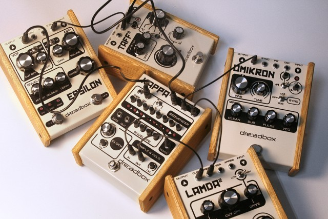 Dreadbox Intros New Eurorack Effects Boxes
