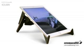 Cremacaffe_KOLIBRI_iPad_Stand