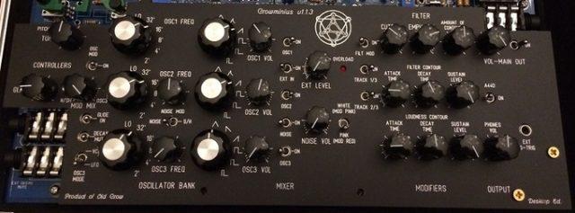 crowminius-synthesizer