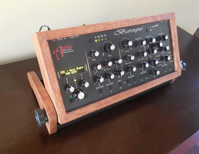ottava-synthesizer