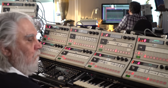 vangelis-synthesizers