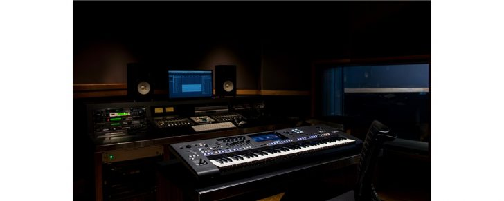 genos yamaha keyboard workstation clavier professionnel notes intros synthtopia cmias cz describe imagined officially announced advanced ever