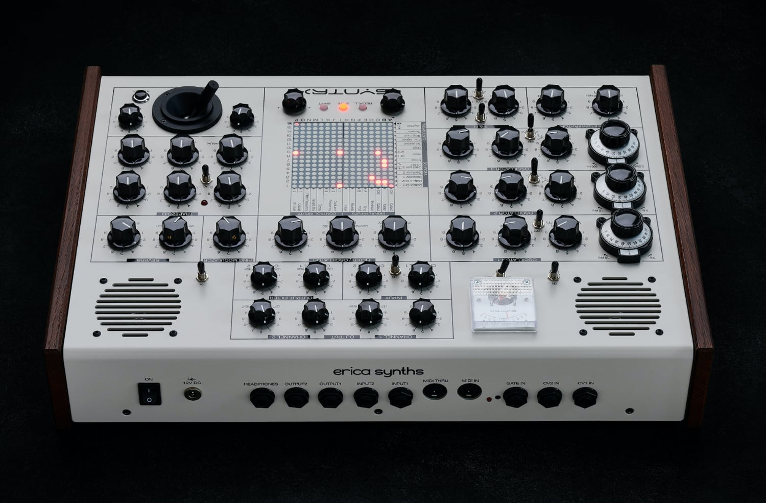 Erica Synths SYNTRX Analog Matrix Synthesizer Now Available