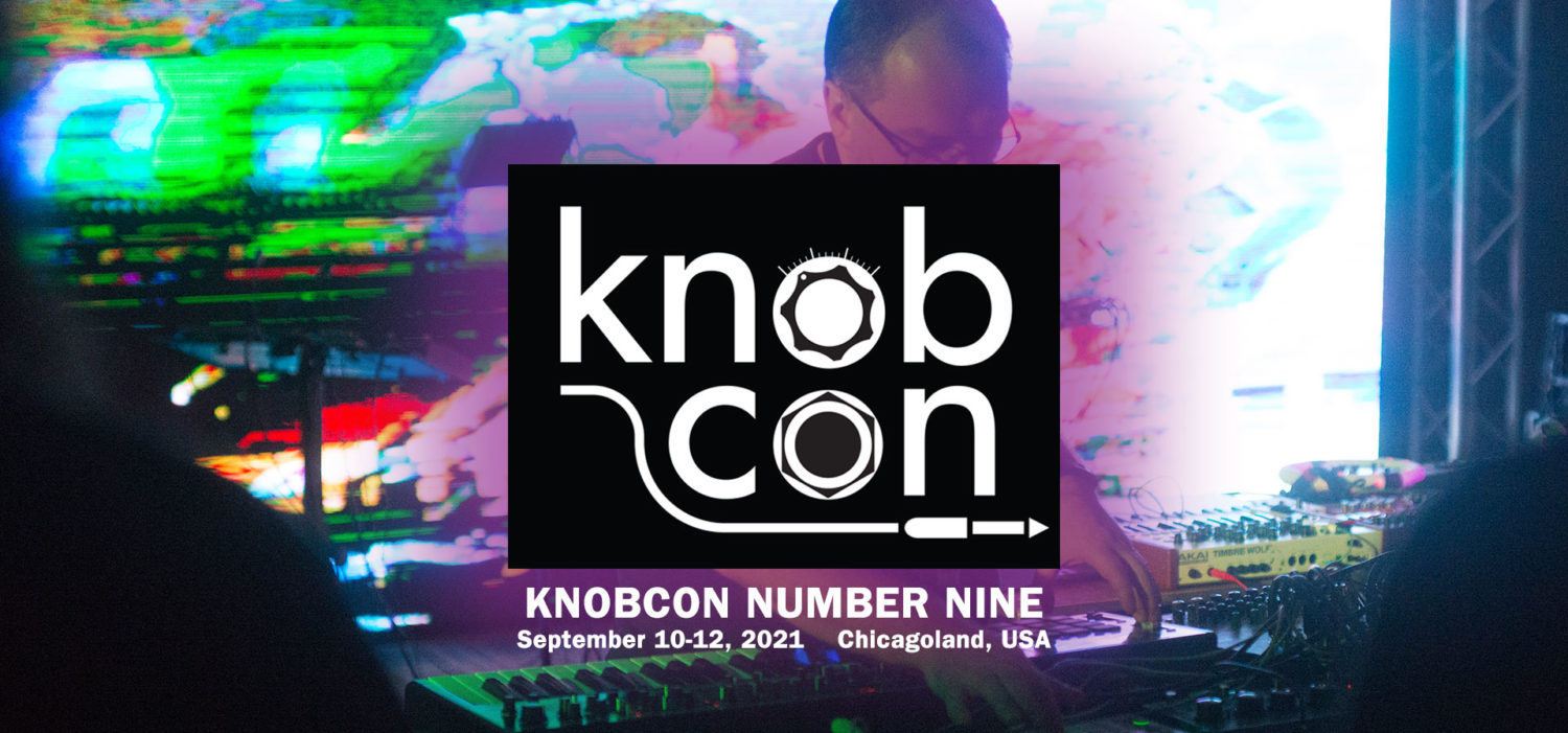 Registration Now Open For Knobcon 2021, Scheduled For September 10-12