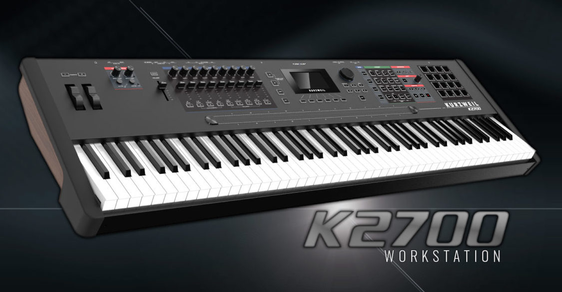 Kurzweil K2700 Synthesizer Workstation An Evolutionary Leap For V.A.S.T. Synthesis