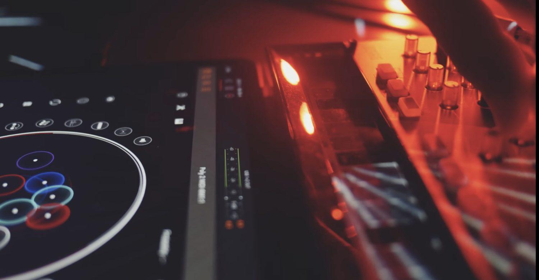 Korg Volca Drum + iPad Synth Jam