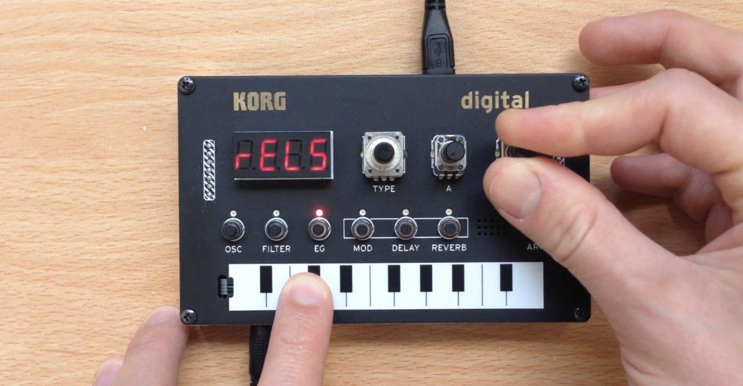 Free Noise User Oscillator For The Korg NTS-1